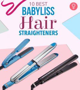 10 Best BaByliss Hair Straighteners  – 2020