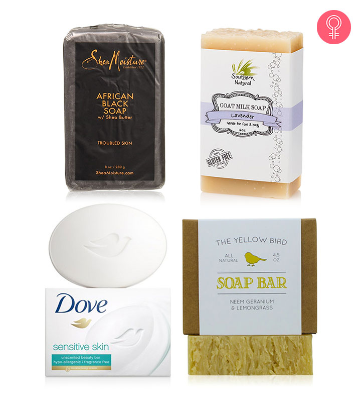 10 Best Soaps For Sensitive Skin - Top Picks For 2019