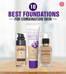 10 Of The Best Foundations For Combination Skin