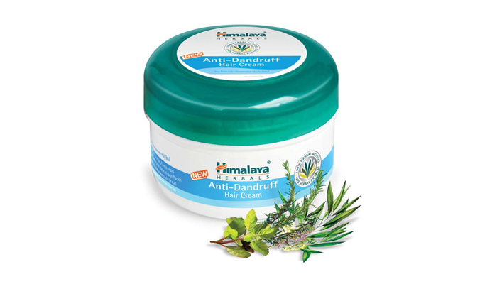 10. Himalaya Anti-Dandruff Hair Cream1