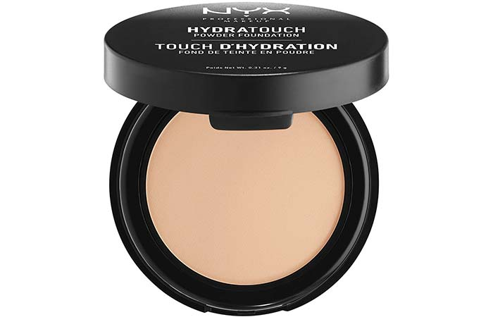 Best Powder Foundations - NYX Professional Makeup Hydra Touch Powder