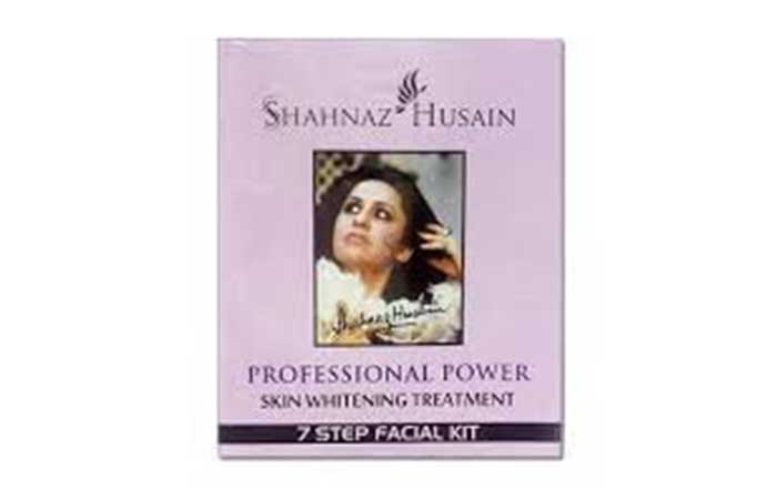 10. Shahnaz Husain Facial Kit