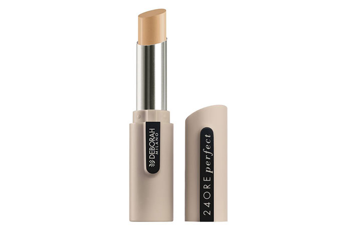 11. Deborah Milano 24 Ore Perfect Concealer - Best Concealer For Indian Women