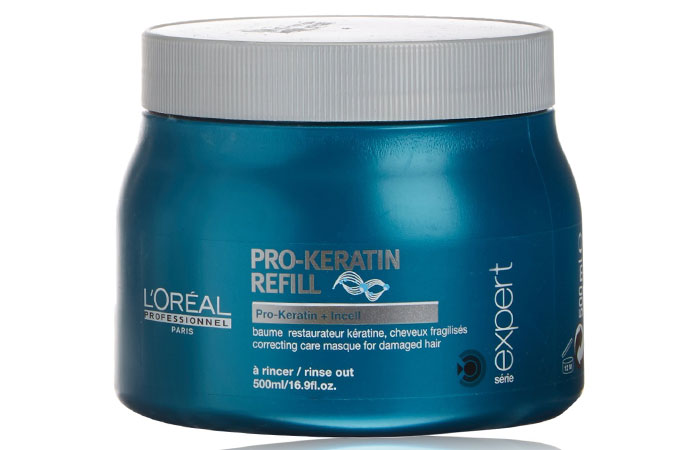 11. L'oreal Serie Expert Pro-Keratin Masque For Damaged Hair