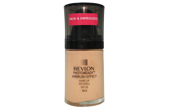 Revlon PhotoReady Air Brush Effect Makeup SPF 20 Foundation