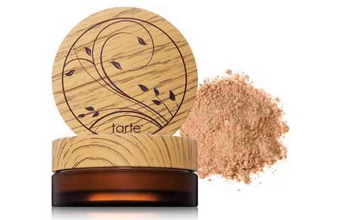 Best Powder Foundations - Tarte Amazonian Clay Full Coverage Airbrush Foundation