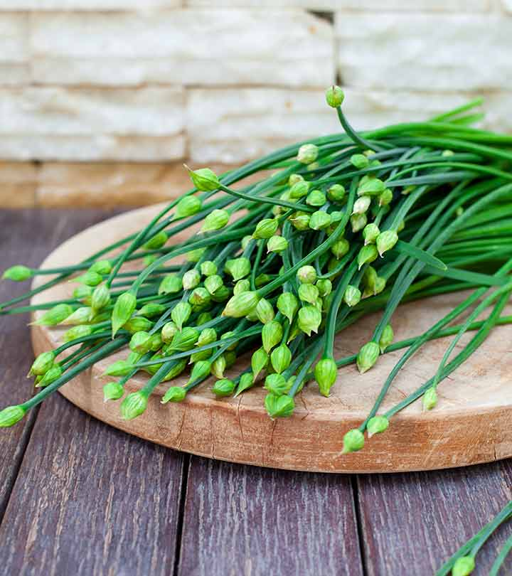 12 Best Benefits Of Chives For Skin And Health