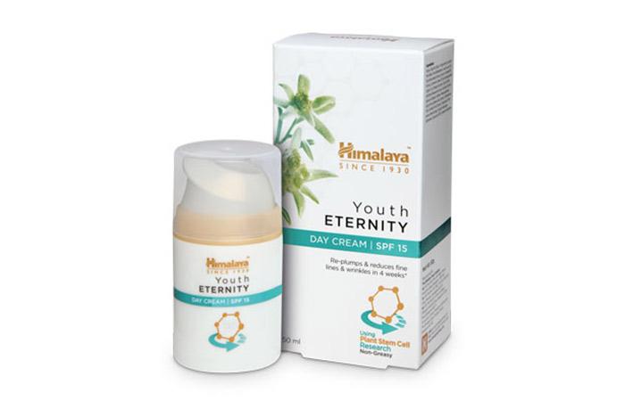 12. Himalaya Youth Eternity Day Cream