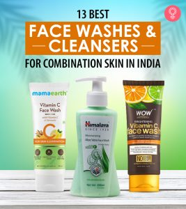 13 Best Face Washes And Cleansers For Combination Skin In India