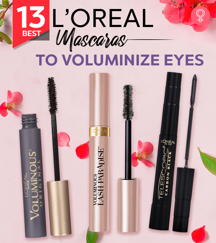 13-Best-L'Oreal-Mascaras-To-Voluminize-Eyes
