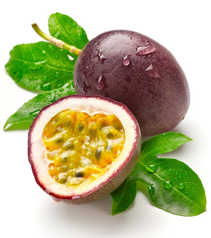 13 Surprising Benefits Of Passion Fruit + How To Eat It