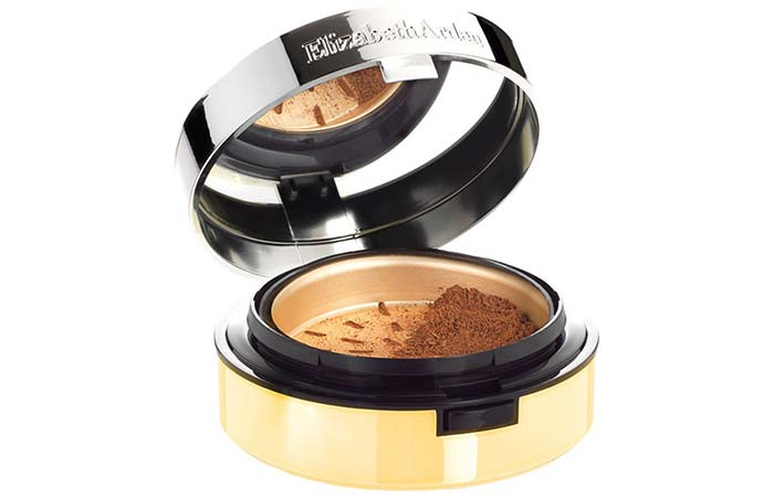 Best Powder Foundations - Elizabeth Arden Pure Finish Mineral Powder Foundation Broad Spectrum Sunscreen SPF 20