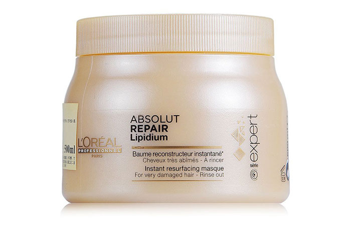 13. L'Oreal Expert Serie Absolut Repair Masque For Very Dry Hair