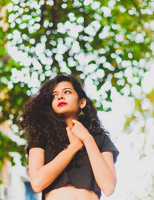 Mithila Palkar - Glamorous Indian Girl