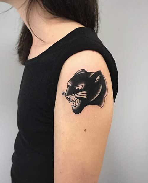 14. American Prison Tattoos