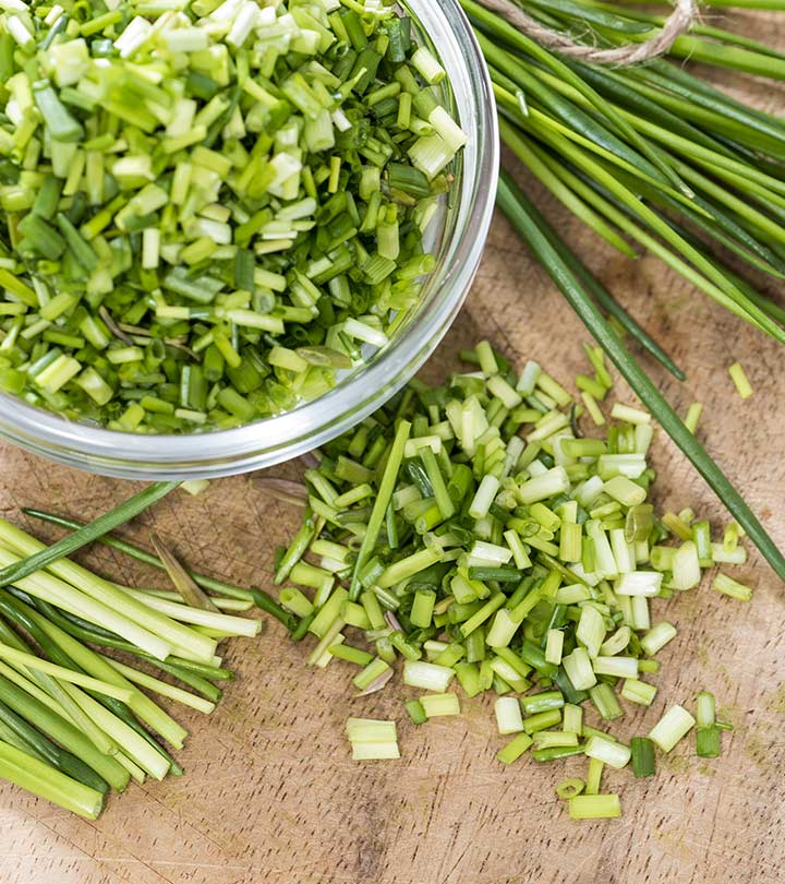 14-Best-Benefits-Of-Chives-For-Skin,-Hair-And-Health