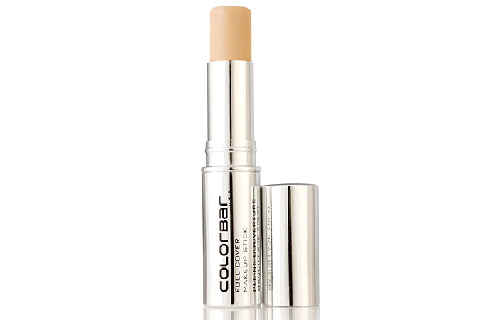 14. Colorbar Full Cover Makeup Stick - Best Concealer For Indian Women