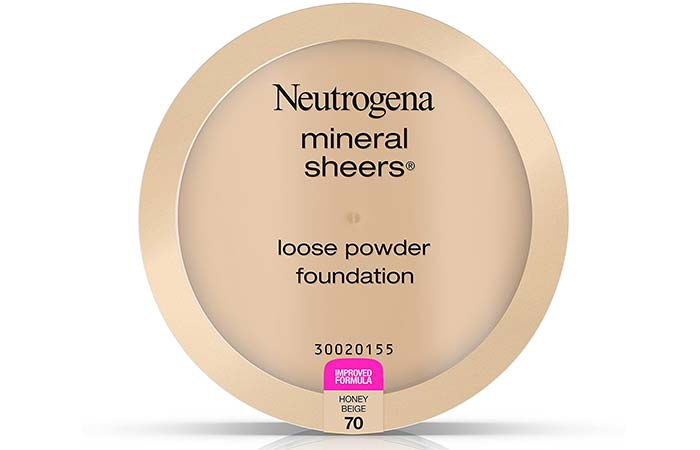 Best Powder Foundations - Neutrogena Mineral Sheers Compact Foundation