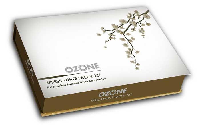 14. Ozone Facial Kit