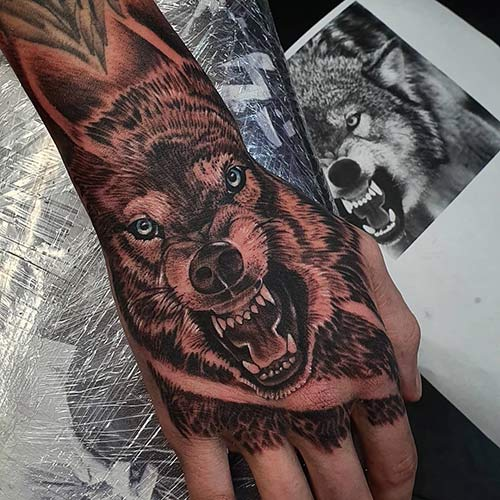 15. Prison Wrists Tattoos