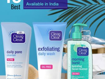 15 Best Clean & Clear Face Washes Available in India