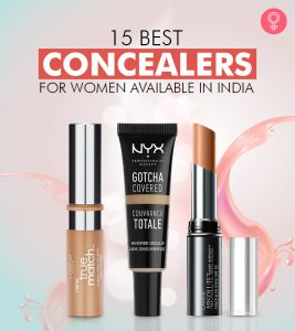 15 Best Concealers For Women Available In India
