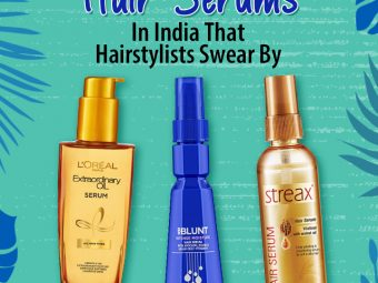 15 Best Hair Serums In India That Hairstylists Swear By