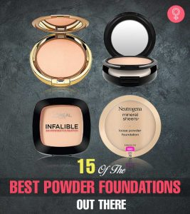 15 Of The Best Powder Foundations Out There