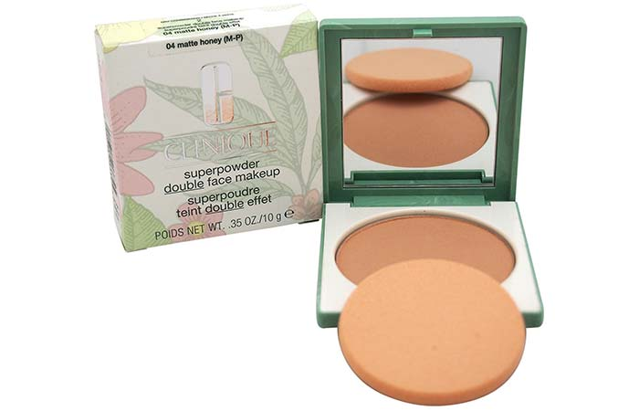 Best Powder Foundations - Clinique Superpowder Double Face Makeup