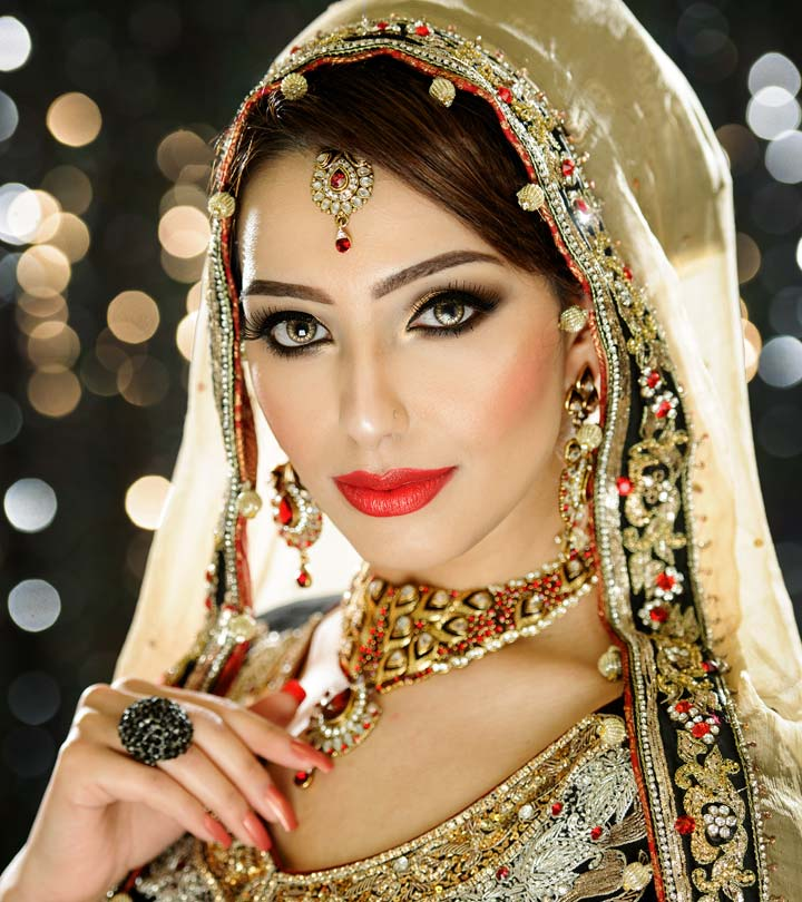 15 best bridal makeup artists in delhi - most famous in 2017