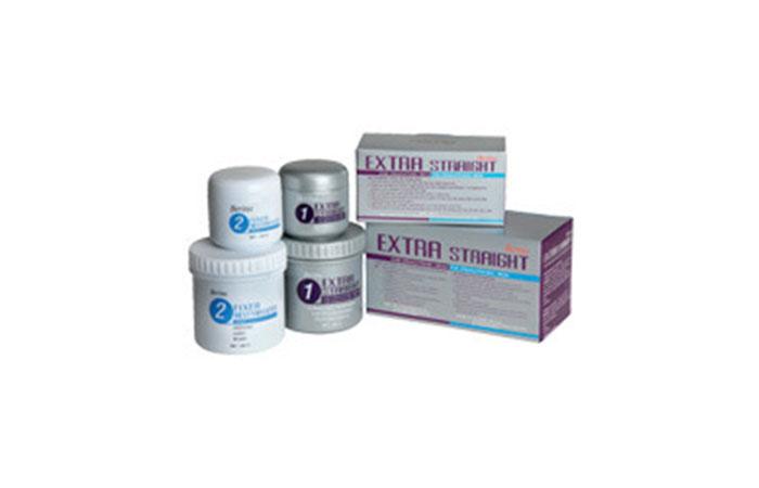 19. Berina Extra Straight - Straightener Cream And Neutralizer