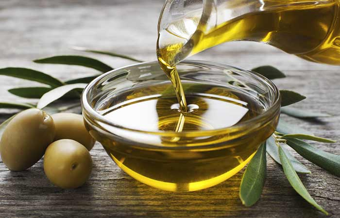 How To Get Rid Of Heat Pimples Naturally - Extra Virgin Olive Oil