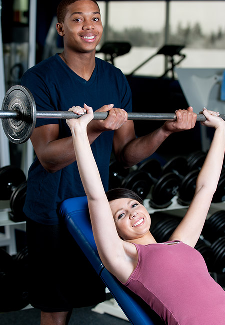 2. Incline Bench Press