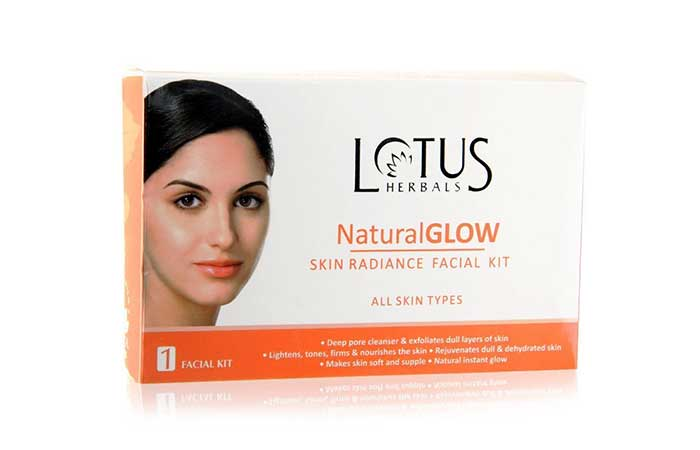 2. Lotus Facial Kit