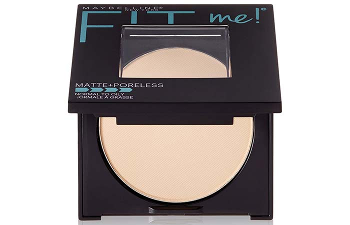 Best Powder Foundations - Maybelline New York Fit Me Matte + Poreless Powder