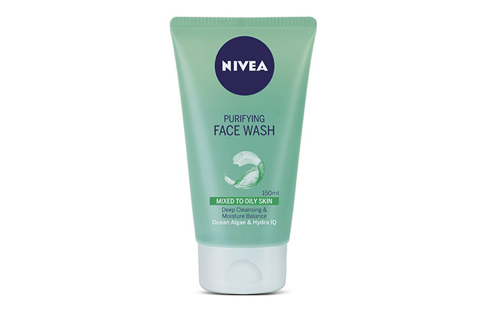 Nivea Purifying Face Wash - Nivea Face Wash