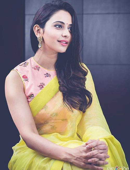 Rakul Preet Singh - Gorgeous Indian Girl