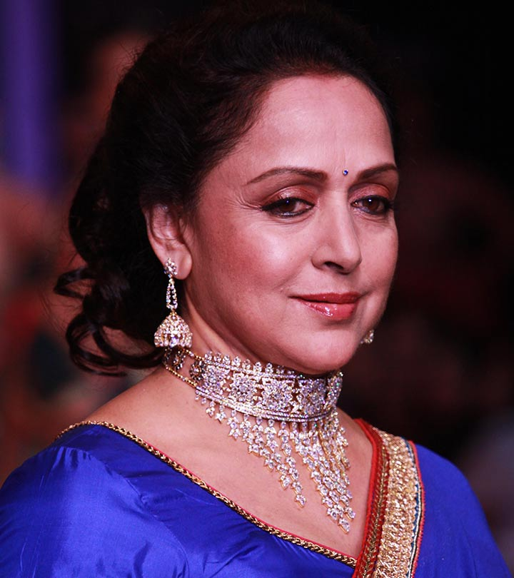 hema malini s beauty makeup and fitness secrets revealed