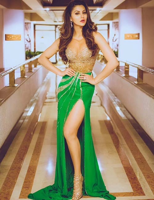 Urvashi Rautela - Charming Indian Girl