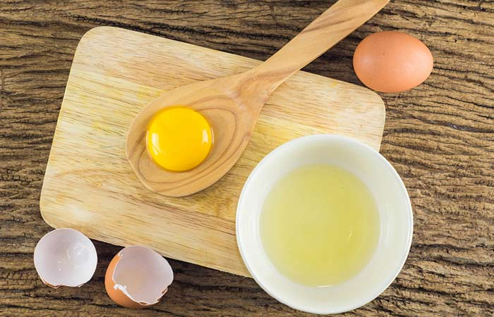 3. Egg White