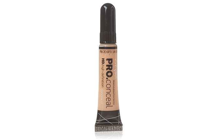 3. L.A. Girl Pro Conceal HD - Best Concealer For Indian Women