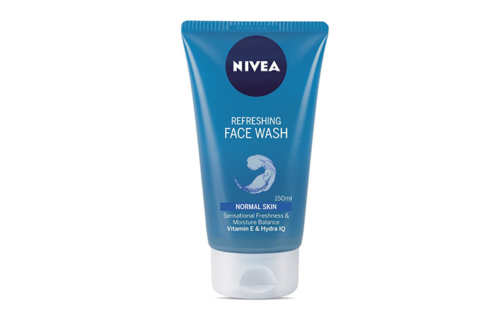 Nivea Refreshing Face Wash - Nivea Face Wash