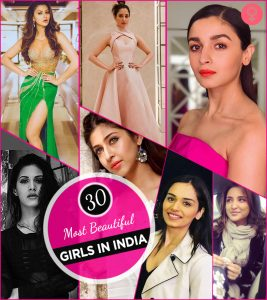30 Most Beautiful Girls In India