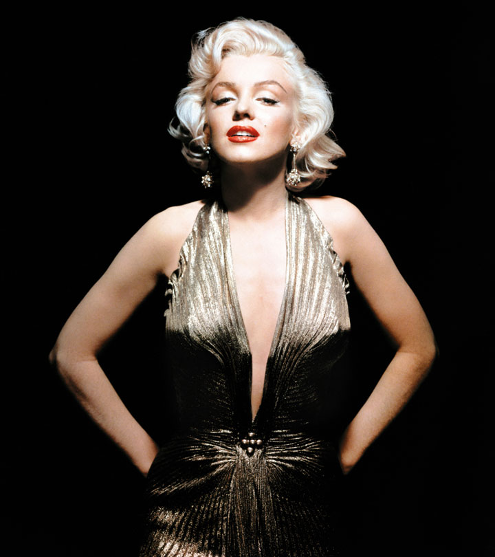 Marilyn Monroe – Beauty, Diet And Makeup Secrets Revealed