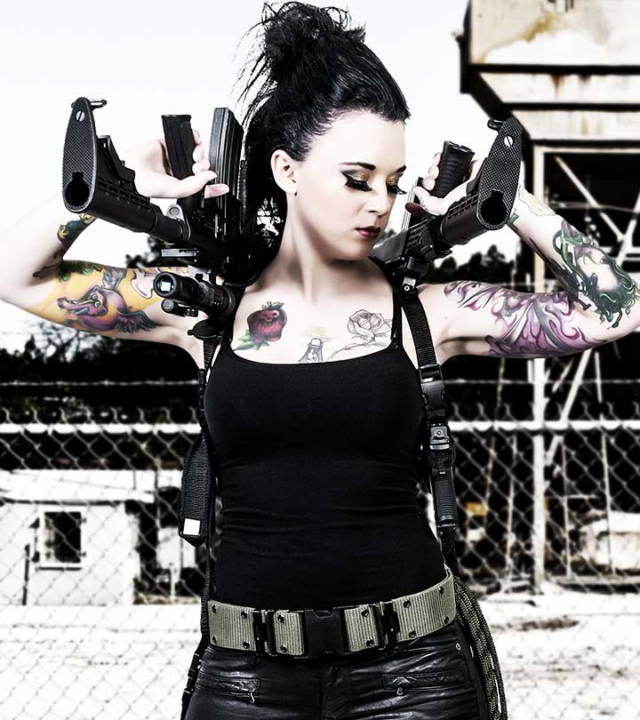 Top 15 Military Tattoo Designs