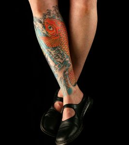 39 Meaningful Koi Fish Tattoo Designs For Tattoo Lovers – 2019