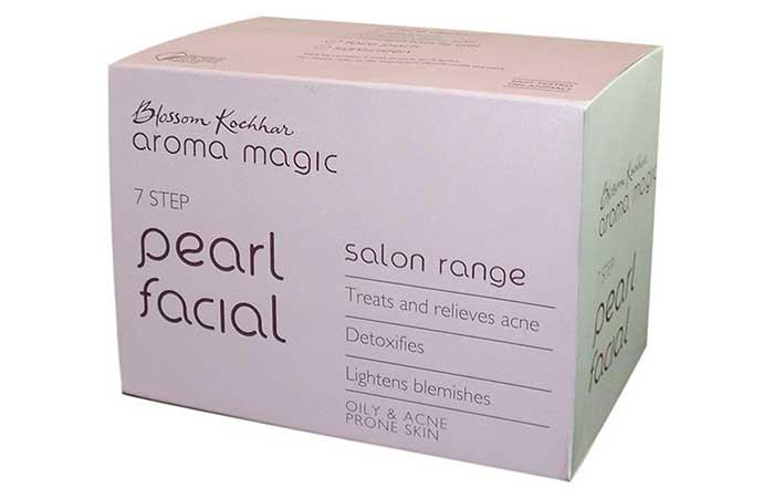 4. Aroma Facial Kit