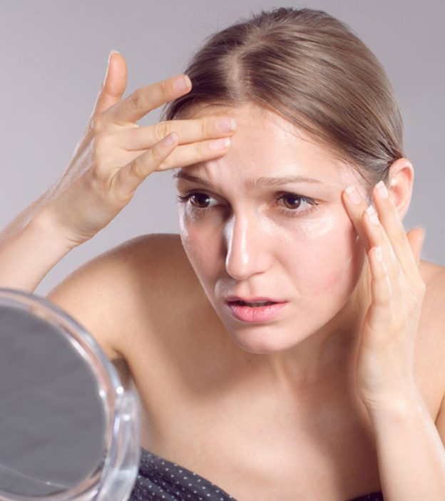 How To Get Rid Of Forehead Wrinkles: 10