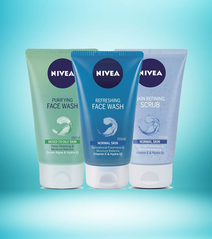 5 Must-Try Nivea Face Washes Available In India – 2020