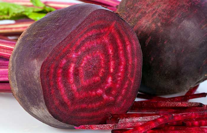 5. Beetroot And Onion Juice